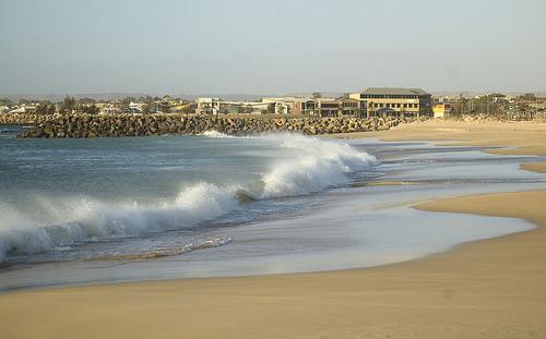 Geradton beach