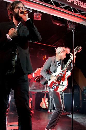 Andrew Wyatt & Mark Ronson @ Brancaleone