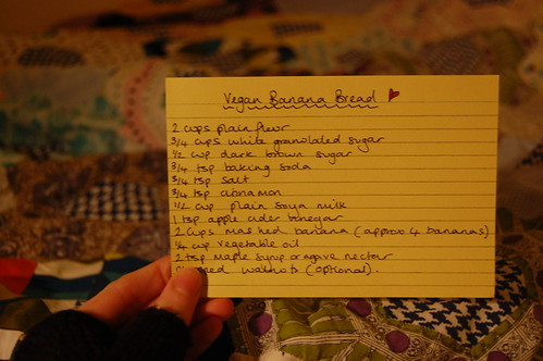 yummy recipe from siobhan