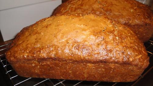 Taro walnut bread 芋頭核桃蛋糕
