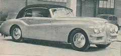 Jaguar 3 1/2 Litre (boybentley) Tags: 1948 geneva jaguar motorshow coachbuilt langenthal 312litre