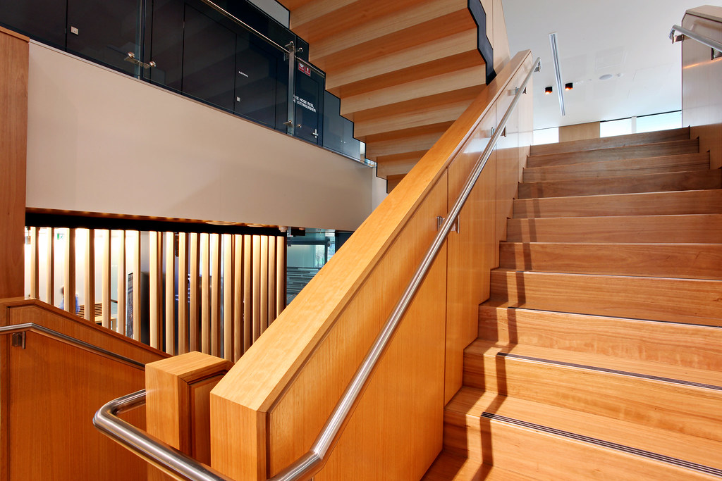 Abigroup Corporate Office Stairs