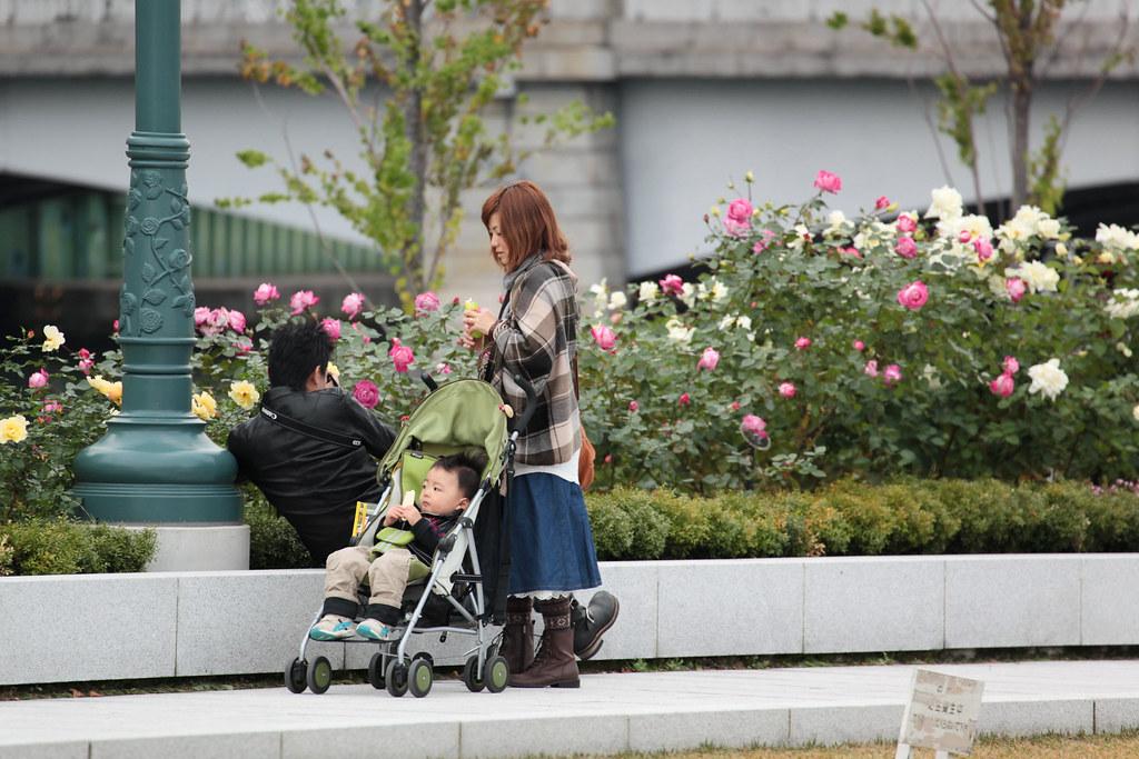 Nakanoshima Park (中之島公園)