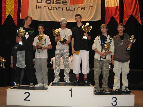 2007 - WCS - Bonzini224