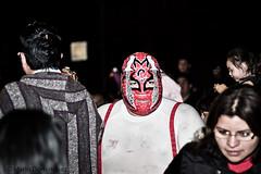 Luchador (Chubakai) Tags: mexico death df gente centro luchador diademuertos muertos luchalibre mascara lucha rostro zocalo vivos mariodominguez 1denoviembre ltytr1 chubakai
