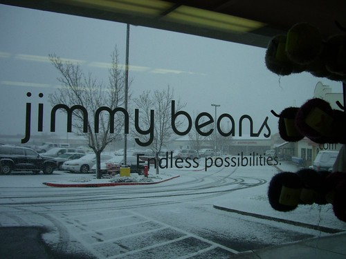 Jimmy Beans window