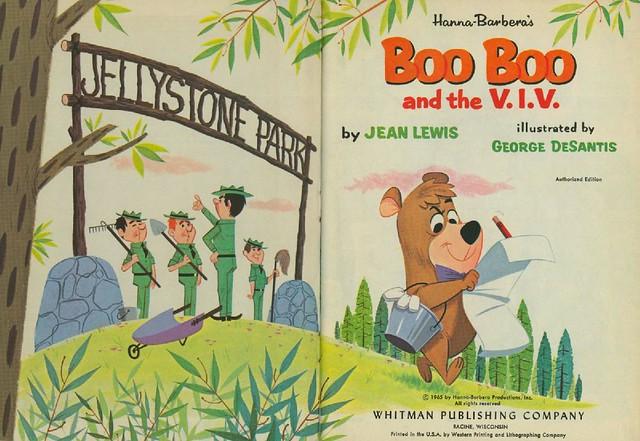 Boo Boo & the V.I.V.002