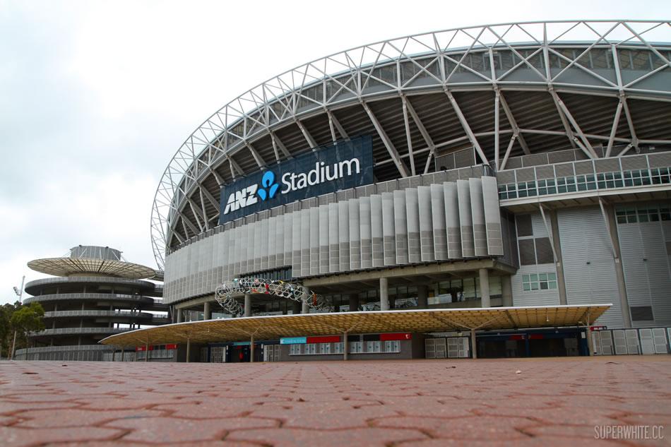 Sydney ANZ Stadium