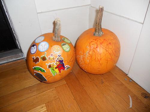 Babies' First Pumpkins