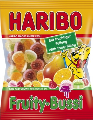Haribo Fruity Bussi