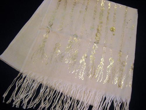 Rope Print Scarf from Tsumori Chisato