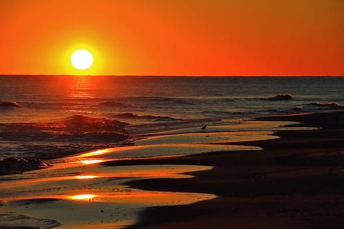Gulf Shores Alabama Sunset