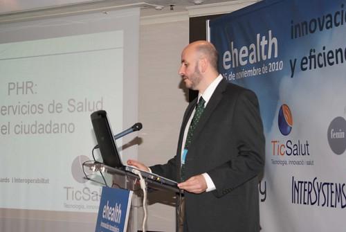 Ehealth Innovación tecnológica y eficiencia asistencial