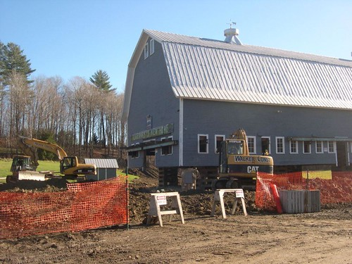 This 100-year old former Vermont dairy barn will soon be a school for at-risk students.