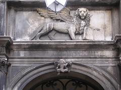 Leone e angelo calle fontego