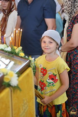 054. The Feast of Saint John, Wonder-worker of Shanghai and San Francisco in Adamovka Village / Свт. Иоанна Шанхайского в Адамовке 02.07.2017