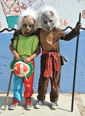 Oaxaca Tilcajete Zapotec Carnaval People (Ilhuicamina) Tags: masks mascaras mexican oaxacan costumes fiestas zapotec carnaval tilcajete