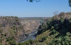 Africa Trip-10 (thomasharvey2) Tags: 2015 africa taucktours zambeziriver zambia railroadbridge