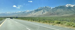 Owens Valley (- Adam Reeder -) Tags: adam reeder adamreeder coconutbarometer kk6gpv awesome cool photo photography personal travel california united states unitedstates west coast pacific ca wwwkk6gpvnet areed145 fountain mountaintent mosquitonet carmirror y2017 m06 d25 lat370 lon1180 inyo jpg apple iphone 7 owens valley lampshade snowplow yurt umbrella barn spotlight mountain car