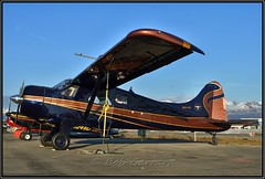 N907TK Private (Bob Garrard) Tags: n907tk beaver mk 1 lake hood anchorage alaska alh oalh anc panc de havilland canada palk