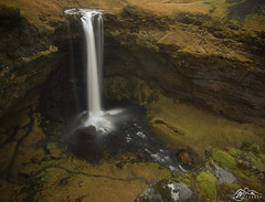 Kvernufoss (►►M J Turner Photography ◄◄) Tags: kvernufoss iceland southiceland waterfall cascade ísland suðurland skógar