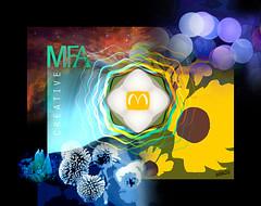 MFA Rh+ (mfuata) Tags: creative kreatif graphic grafik positive pozitif olumlu designe dizayn figure desen flower çiçek depth derinlik coral mercan signature imza