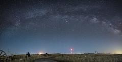 Milkyway Panorama (Alex&HisNikon) Tags: milkyway nikond750 samyang panorama israel golanheights stars clear sky
