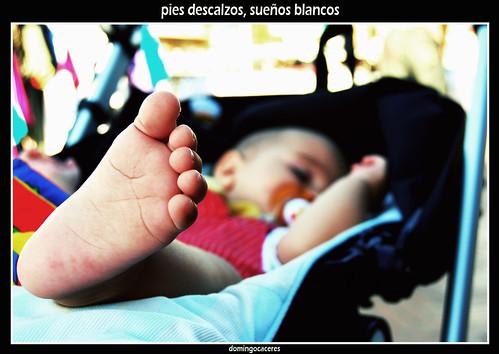 Pies descalzos, sueños blancos