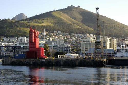 Elliot Cratefan, Waterfront, Cape Town2