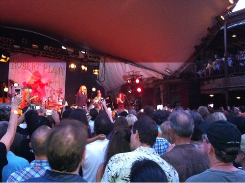 Robert Plant - Band of Joy at Stubbs