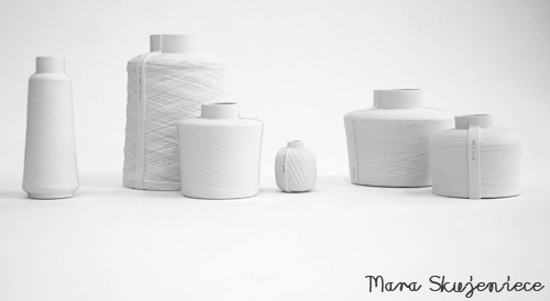Ceramics by Studio Skujeniece
