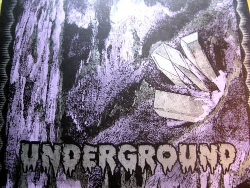 Underground booklet