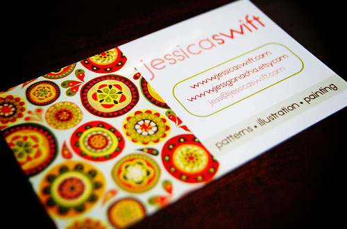 Jessica Swift Business Card