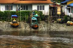 Kampung Bako (HDR) (framptoP - E.V.I.L. Photographer) Tags: flickr sony sarawak hdr kuching bako photomatix a350 iamflickr