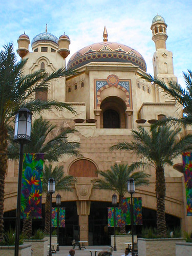 Aladdin Casino - 2003