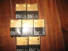 Nikon ENEL3e Battery with original packaging and label (Class A) (Factory Price) (j_a_y_r) Tags: camera canon nikon dslr cheap batteries oem thirdparty enel3e bp511a enel3a lpe6 lpe8