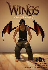 PlayStation Home: Lockwood Wings in Sodium Store