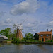 Hunsett Mill,Norfolk