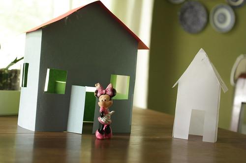 minnie's dream house