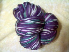 hank o dyed yarn 1