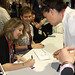 Tara Bennett and Paul Terry Signing