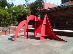 Alexander Calder - Jerusalem Stable