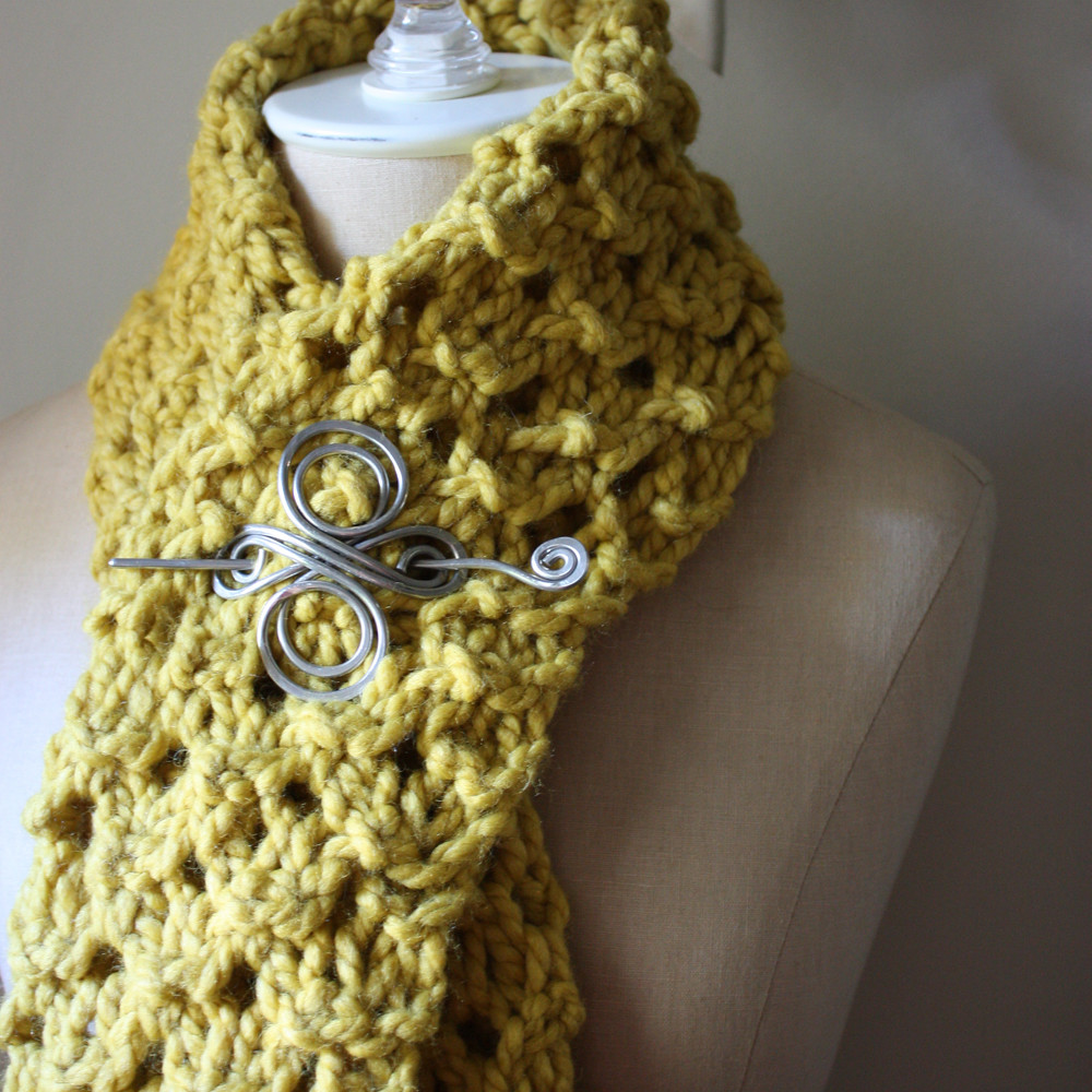 Hunny Cowl / Scarf Redux