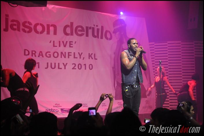 Photos & Videos of Jason Derulo Live in Malaysia concert @ Dragonfly