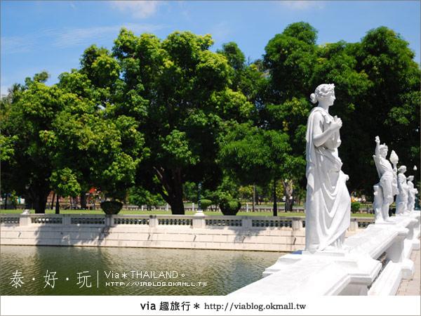 【泰國旅遊】大城之旅|泰皇的渡假聖堂~芭茵夏宮6