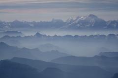 Mont Blanc (Unpocolocopol) Tags: mountain montagne montblanc montagnes hautesavoie eos450d 450d