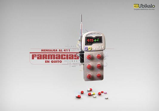 Ubikalo 411 - Farmacias