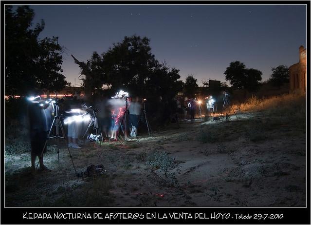 NOCTURNA EN LA VENTA DEL HOYO - TOLEDO