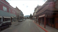 Miner St, Yreka, CA (via Google Earth)