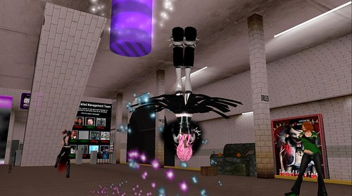derailed fans in second life